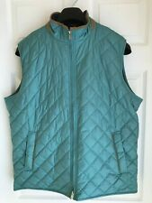 """Nwt~Peter Millar~""""Essex Tailgate"""" Quilted Vest~Green~Large~Mrsp $175~Very Cool!"""