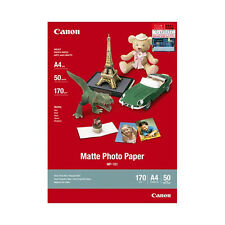 [Black Friday] Canon MP-101 A4 Matte Photo Paper (50 Sheets)