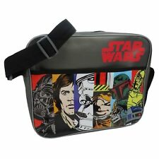 Star Wars Messenger Shoulder Bag with Retro Vintage Comic Style Design - ACE!