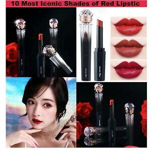 High Quality Long Lasting Waterproof Sensational Lipstick Shine/ Matte/ Bold