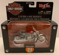Official Harley-Davidson Motorcycles 1:18 Die-Cast Replica Maisto (Series 19)