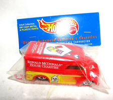 DAIRY DELIVERY - Hot Wheels 30th Collectors Convention 1998 Ronald McDonald -NEW