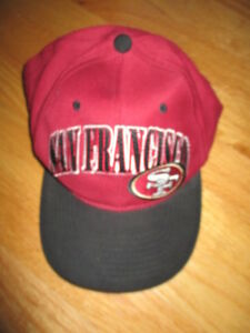Vintage Starter SAN FRANCISCO 49ers PRO-LINE Authentic (Snap Back) Cap