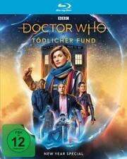 Docto Who - New Year Special: Tödlicher Fund (2019, Blu-ray)