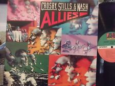 CROSBY,STILLS & NASH ALLIES LP ON ATLANTIC  RECORDS