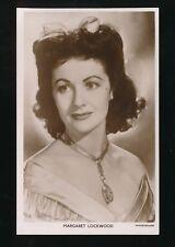 Film Theatre MARGARET LOCKWOOD c1920/30s?Plain back photo card Picturegoer #W143