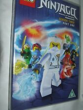 Lego Ninjago Masters of Spinjitzu Season 3 Part 1 DVD