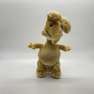 """Neopets - Limited Edition Gold Blumaroo Plushie w/o Code (8"""" Tall)"""
