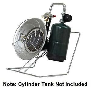 Sunrite Mr. Heater Radiant Tank Top Heater & Cooker 15,000 BTU Portable Propane