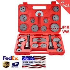 22pcs Heavy Duty Disc Brake Caliper Tool Set and Wind Back Kit for Brake Pad
