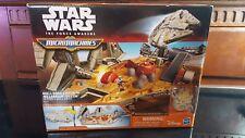 NEW Star Wars The Force Awakens Micro Machines Millennium Falcon Playset NIB