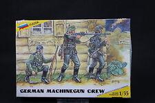 XV118 ZVEZDA 1/35 maquette figurine 3511 German Machinegun Crew