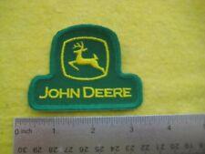 John Deere Equipment Service Dealer Uniform  Patch