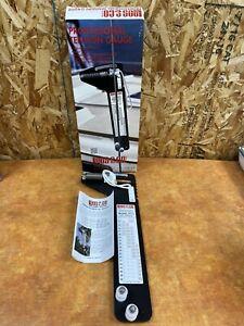 Loos and Co. Model PT-3 Tension Gauge 1/4 9/32 5/16 3/8