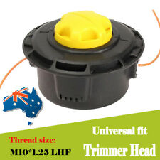AU Universal Trimmer Head String Bump Feed Strimmer Line For Toro Ryobi Reel