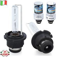 6000K Lampadine Xenon HID-D2S 85122 35W Xenon Bulb Bianco HID Faro di Ricambio