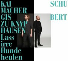 CD Lass irre Hunde heulen Gisbert zu Knyphausen Digipack (K207)