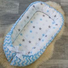 Baby BIADESIVO nido per il neonato Co Sleeper SLEEP LETTO LETTINO, Baby POD, stelle