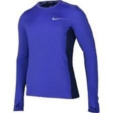Nike Dry-Fit  Long sleeved Running Top - paramount blue/binary blue 833593-452