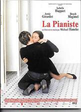 2 DVD ZONE 2 COLLECTOR DIGIPACK--LA PIANISTE--HUPPERT/GIRARDOT/MAGIMEL/HANEKE