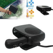 Car Heater Heating Fan 12V  Dryer Windshield Demister Defroster For Vehicle CA