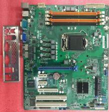 ASUS P8B-X Motherboard LGA1155 C202 2x Gbe + IO Backplate 100% Working