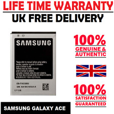 New Replacement Battery For Samsung Galaxy Ace GT S5830i S5839i EB 494358VU UK