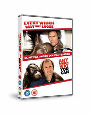 Every Which Way But Loose/Any Which Way You Can [2005] (DVD) Clint Eastwood