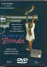 Nei panni di una bionda (1991) DVD NUOVO Ellen Barkin Blake Edwards Lorra Bracco