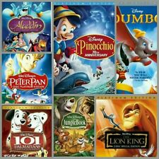 DISNEY DVD ANIMATED*Pick your Movie