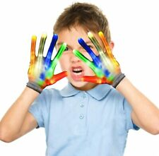 LED Gloves for Kids, Cool Fun Toys for 4 5 6 7 8 9 10 Year Old Boys Girls, Aweso