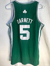 Adidas Women's NBA Jersey Boston Celtics Kevin Garnett Green sz XL