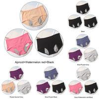 Women Menstrual Period Physiological Leakproof Panties Briefs Pant Underwear 1PC