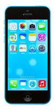 Smartphone Apple iPhone 5c   - 32GB  -    ohne Simlock     -     FARBE: BLAU