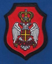 SERB ARMY OF KRAJINA, SERB REBELS IN CROATIA, SLEEVE PATCH 1990s, Rarre variant