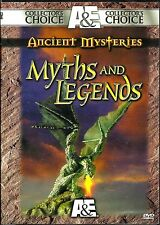 Ancient Mysteries:Myths & Legends. 4 Doco Set. New In Shrink!