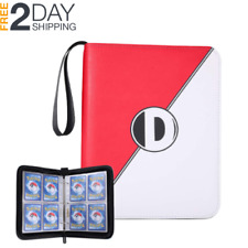 Pokemon TCG Sword And Shield Card Holder Binder Large Card Protective Case