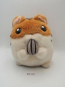 "Hamster Club B2101 Animal 5"" Plush Stuffed Toy Doll Japan"