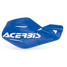 ACERBIS UNIKO HANDGUARDS BLUE YZ YZF CRF RMZ FC TC Motocross Enduro Universal