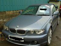 BMW 320 CONVERTIBLE 2004