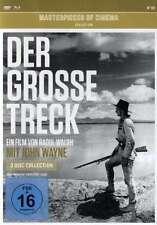 EL GRAN TRECK - The Big Trail JOHN WAYNE Raoul Walsh BLU-RAY + 2 Caja de DVD