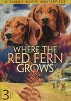Where the Red Fern Grows DVD James Whitmore