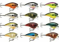 Rapala BXB03 BX Brat 2 inch Balsa Square Bill Crankbait Bass Fishing Lure