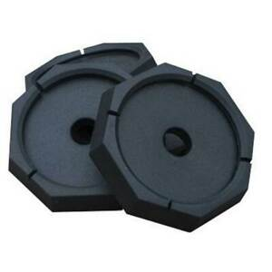 "SnapPad Xtra 9"" Round Landing Feet RV Leveling Jack Pads (6 Pack) (Open Box)"
