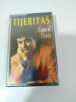 Tijeritas como El Viento - Cinta Tape Cassette Nueva - 2T