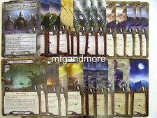 Lord of the Rings LCG  - 1x Encounter Set  #033-045 - The Treason of Saruman