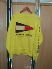 Tommy Hilfiger/Tommy Jeans Capsule Sailing Gear Sweatshirt Pull Over Mens SZ M