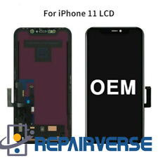 For iPhone 11 LCD Display 3D Touch Screen Digitizer Replacement genuine OEM