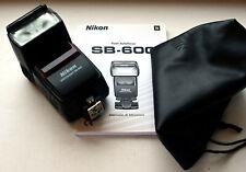 Nikon SPEEDLIGHT sb-600 Flash iTTL