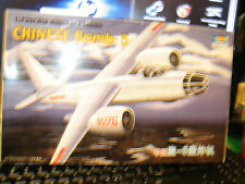 Vintage Trumpeter 1/72 Scale Chinese Bomb-5 Jet-Free Shipping